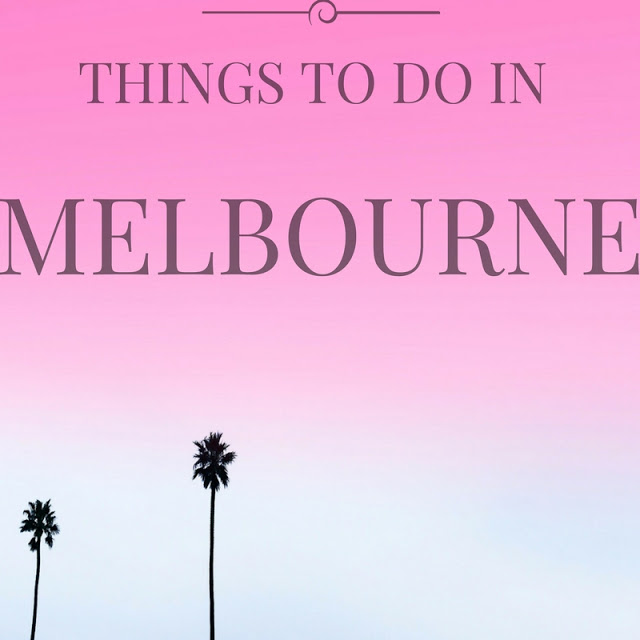 Places To Visit In Melbourne In August